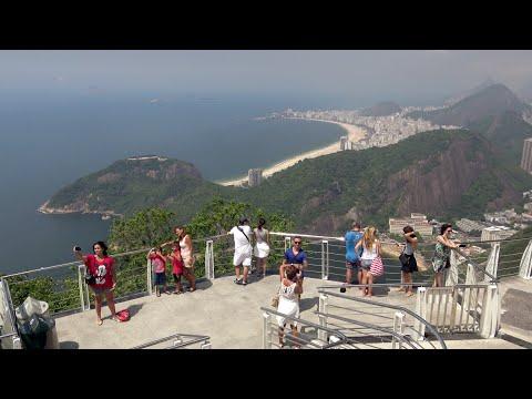 Sugarloaf Mountain - Rio de Janeiro - Brazil (4K)
