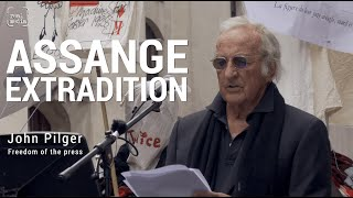 John Pilger -- On freedom of the press., From YouTubeVideos