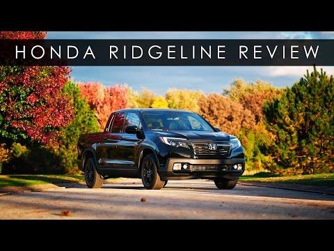 Review 2017 Honda Ridgeline When Different is Better