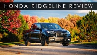 Review | 2017 Honda Ridgeline | When Different is Better