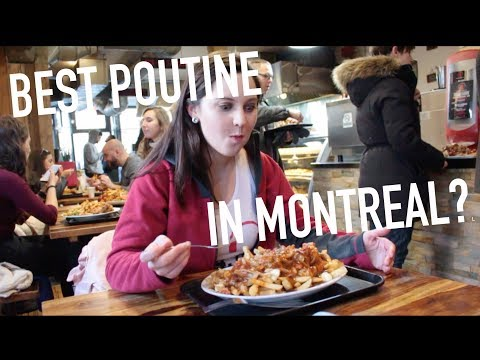 BEST POUTINE IN MONTREAL?