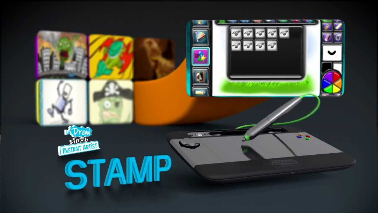 Xbox Live Drawing : Udraw gametablet for your xbox official trailer