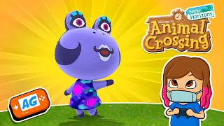Llega MORANIA a nuestra ISLA en Animal Crossing NEW Horizons en ESPAÑOL
