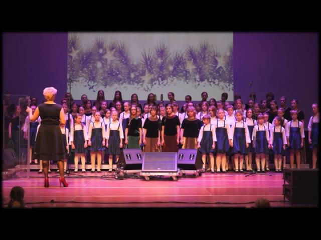 Koncert świąteczny – Kolęda płynie z wysokości – performed by Choir Skowroneczki, Choir Skowronki