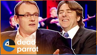 "Sean Lock ""Being Promiscuous Saves Lives"" 