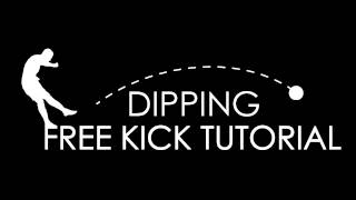 "FIFA 12 - ""Dipping Free Kick"" - Free Kick Tutorial 1"