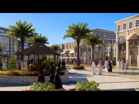 Dhahran Boulevard: A Unique Project for High-End Retail