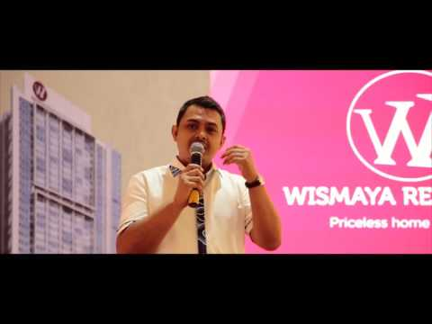 VIDEO EVENT - WISMAYA RESIDENCE - GRAND OPENING MARKETING GALLERY