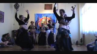 Tribe ANWAR at Samadhi Yoga Christmas Bazar (1)