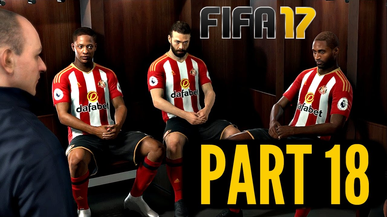 fifa 17 the journey walkthrough part 18 fa cup quarter final xbox one s gameplay youtube. Black Bedroom Furniture Sets. Home Design Ideas