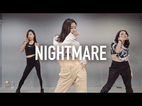 nightmare---halsey-/-ara-cho-choreography