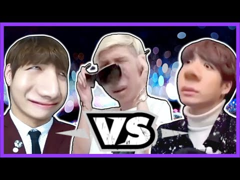 BTS FIGHT - WHO WILL WIN? | DO NOT LAUGH CHALLENGE