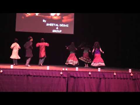 Wright State University Diwali  1234 Get on the Dance Floor Nov 24, 2013