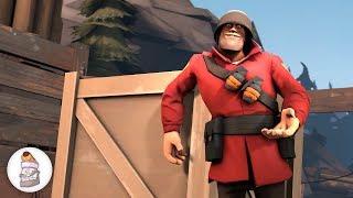 Soldier Confronts a Magnificent Bawx [Open The Box Collaboration]