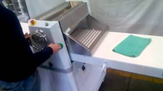 ROLLMATIC R62 PASTRY SHEETER