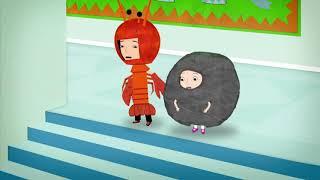 мультфильм Disney - Нине Надо Выйти! - серия 04 - Спектакль | сериал для малышей