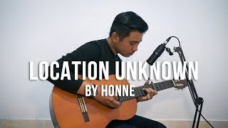Location Unknown - HONNE Acoustic Cover