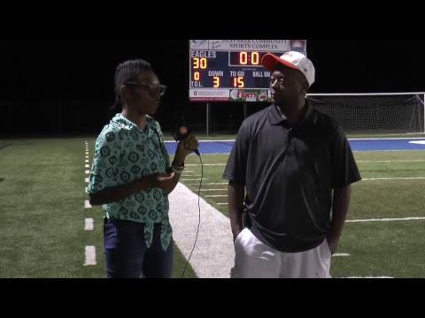 Columbus Fire vs Indianapolis Tornados - Minor League Football - Score On-Air