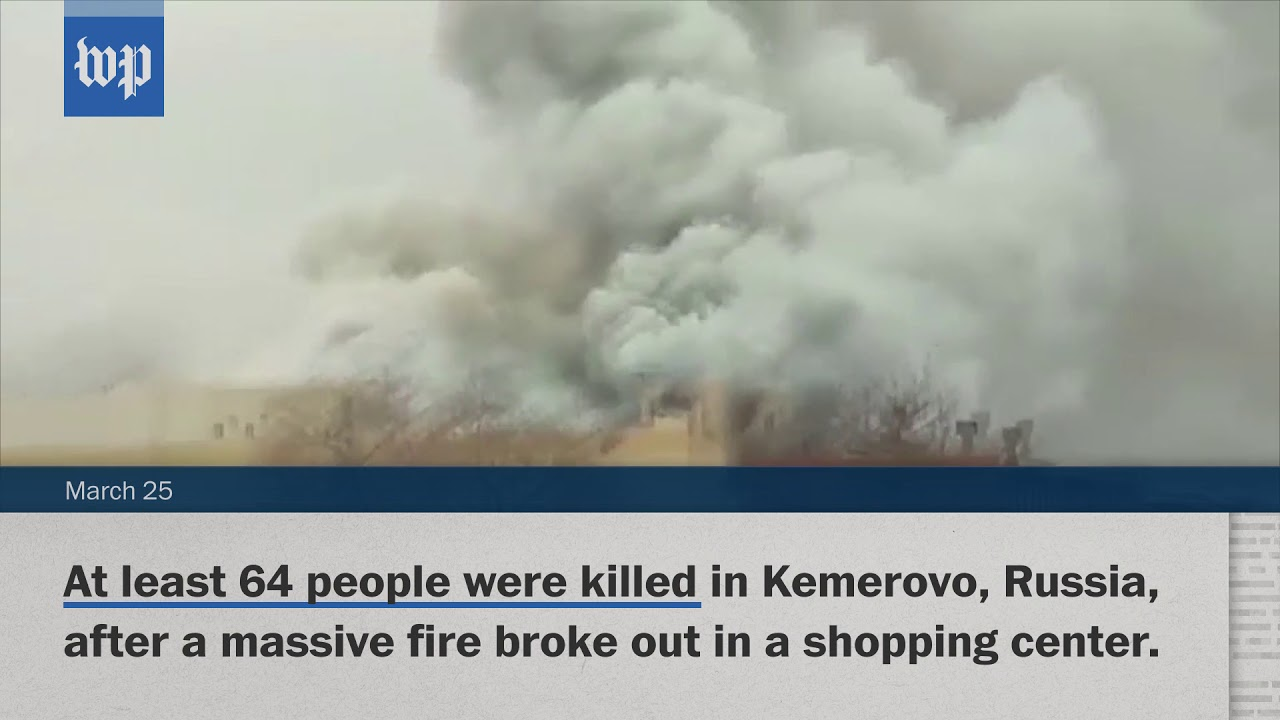 Perhaps goodbye In the fire in Kemerovo missing a whole 5 A class