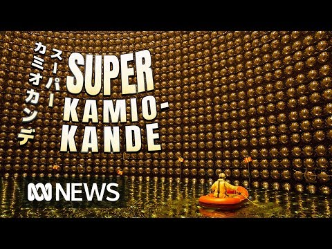 The giant science experiment hunting for the &39;ghost particle&39; neutrinos  ABC News