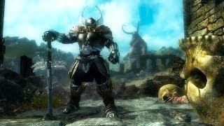 Ascend: Hand of Kul - каоситский клешнепалый воин.