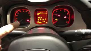 🔥Comment enlever le voyant de pression pneu sur Fiat Panda 4X4 ‼️