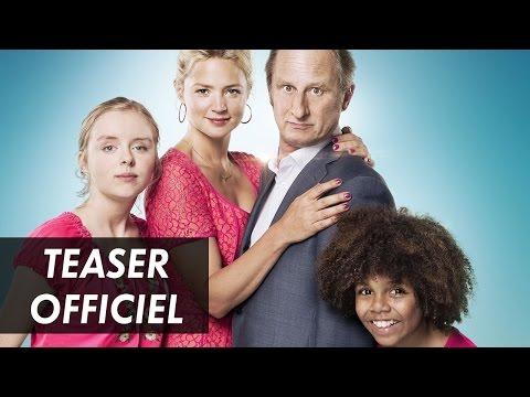 UNE FAMILLE A LOUER - Bande annonce Teaser Officiel - Benoît Poelvoorde - Virginie Efira (2015)