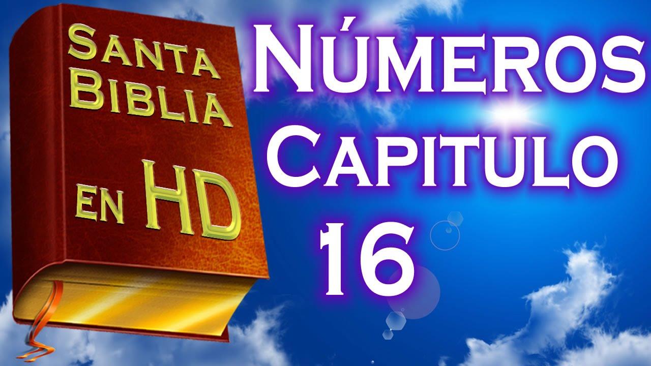 Nmeros capitulo 16 santa biblia reina valera audio remasterizado nmeros capitulo 16 santa biblia reina valera audio remasterizado hd urtaz Images