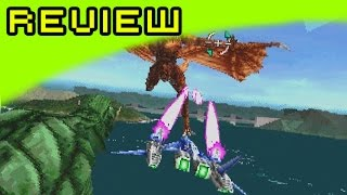 Gamera 2000 (PlayStation) Review - DO YA LIEK TEH VIDYA GAEMS?!