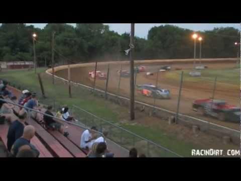 Show-Me Racin Series Heat Races at Thunderbird Speedway 06/10/11