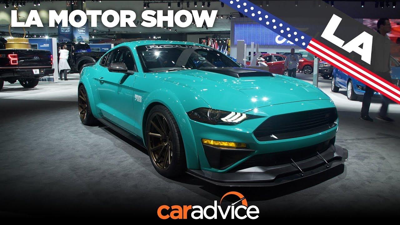 La auto show dates in Australia