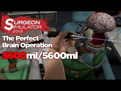Surgeon Simulator 2013: Perfect Brain Surgery (5600/5600ml)