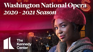 2020-2021 Washington National Opera Season Announcement