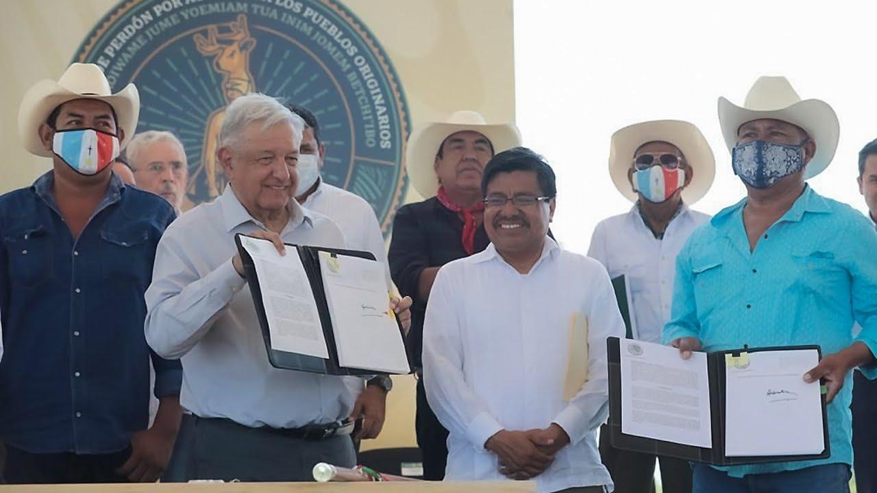 Download Justicia al pueblo yaqui. Petición de perdón por agravios a los pueblos originarios