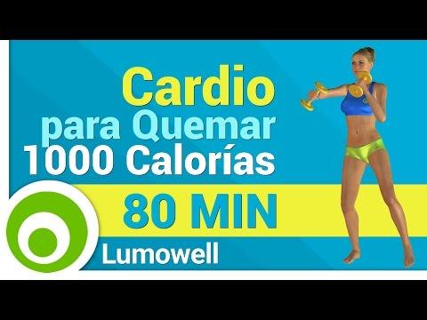 Rutina de cardio para quemar grasa en 30 minutos
