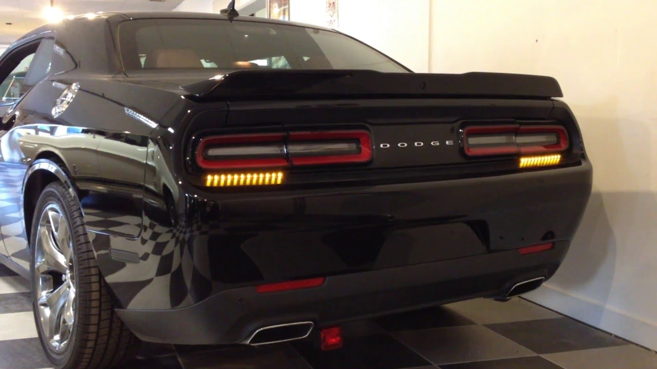 Dodge Challenger Conversion >> Dodge Challenger 2015 Euro Conversion Youtube
