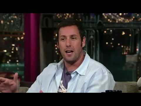 Adam Sandler Funny Interview