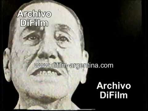 DiFilm - Biografía de Juan Domingo Peron por la Televisión Italiana (1989)