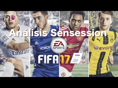 FIFA17 Análisis Sensession
