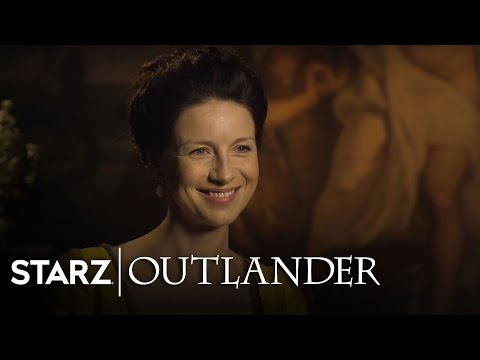 Outlander | Caitriona Answers Your Questions | STARZ