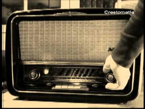 LA RADIO DEL AYER...Locutores legendarios, síngles, rúbricas y melodias favoritas.