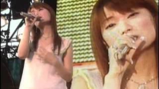 2004.8.8 保田圭フォークコンサート Vo.保田圭 G. 坂崎幸之助 Key.武部...