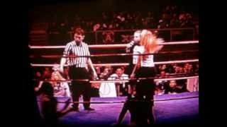 xpw freefall buck naked match lizzy borden vs veronica caine