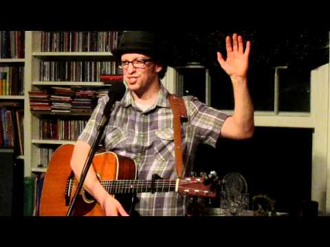 Jory Nash - I WANT YOU BACK / PRISONER'S LAMENT - at Kick Off Your Shoes Coffee House - MVI 1773