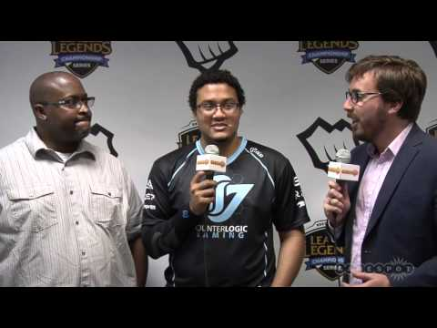 Aphromoo and His Father Talk About Family Support in the LCS