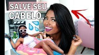 Baixar CABELO ALISADO | 3 DICAS PARA O VERÃO Camila Nunes