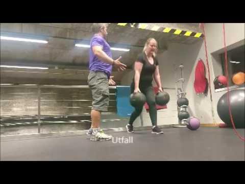 cross fit øvelser