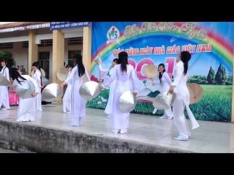 Việt Nam quê hương tôi - Nhóm múa lớp 9A (THCS Võ Thị Sáu)