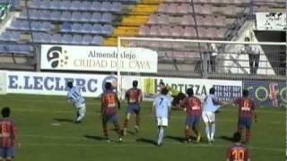 doble penalti parado por romero extremadura ud 3 1 cd lugo j37