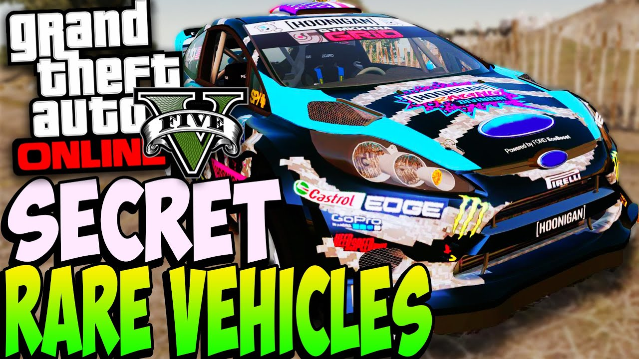 Gta 5 Cars List: RARE CARS SHOWCASE After Patch 1.20/1.22